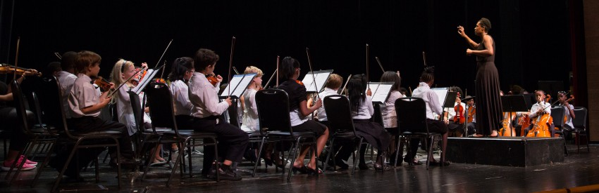 Young Musicians Academy Concert