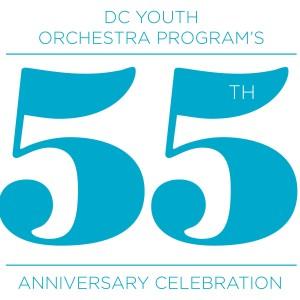 55th Anniversary Logo