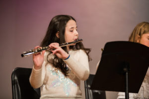 Young Musicians Academy winds