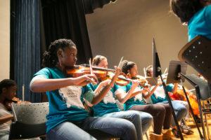 DCYOP violinst